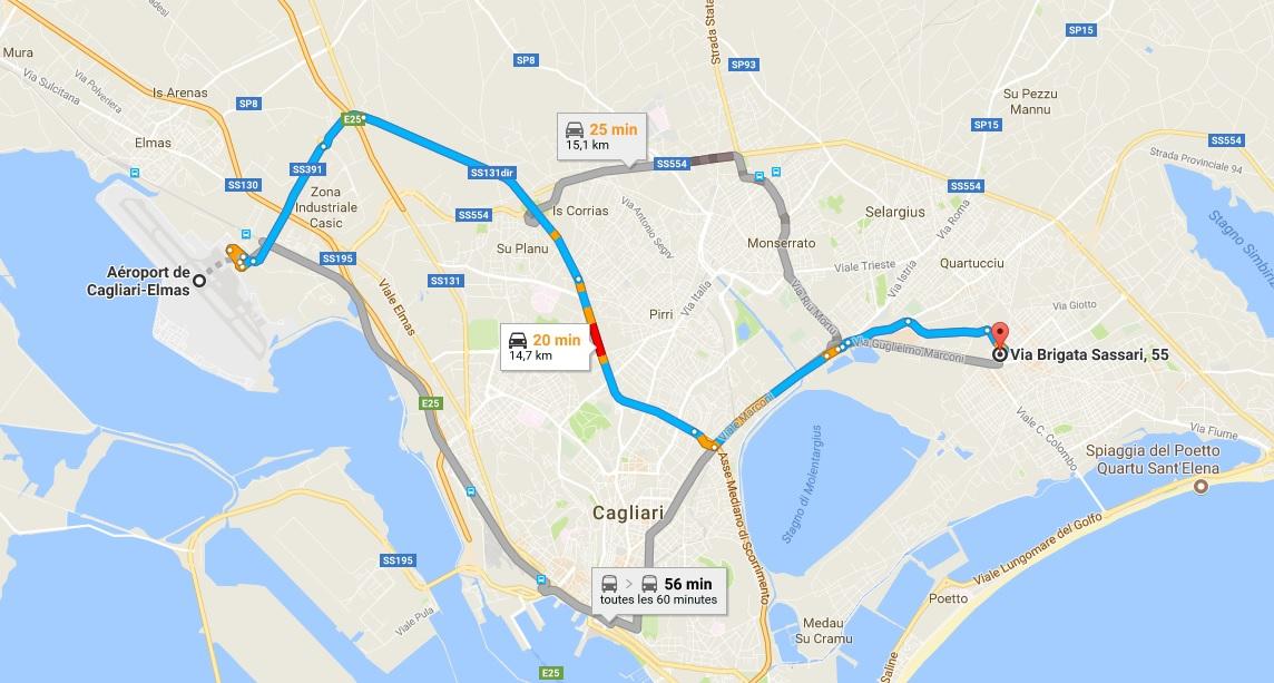 Hotel Proche Aeroport Cagliari