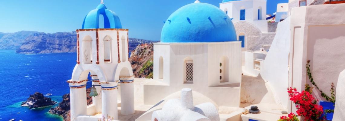 Santorin L Officiel Des Vacances