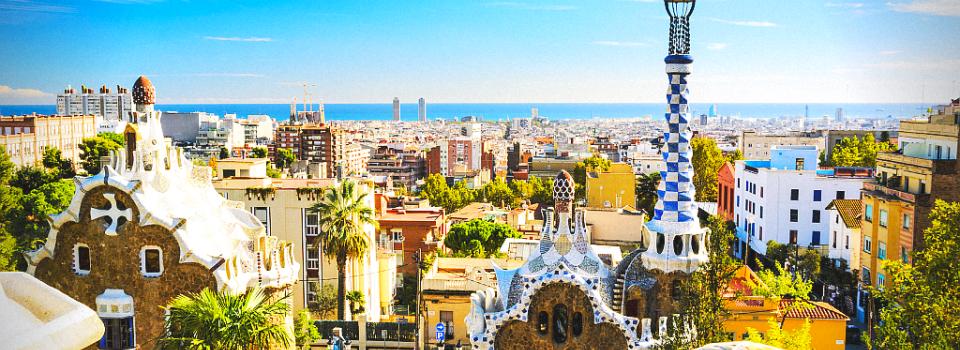 Barcelone : 4j/3n, Vols + Hôtel 4*avec Piscine Sur Le Rooftop