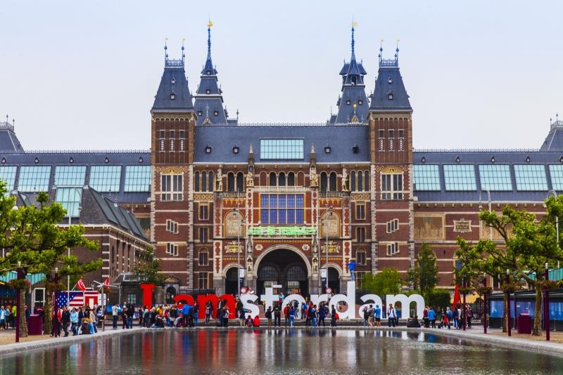 Hotel Amsterdam Coeur De La Ville