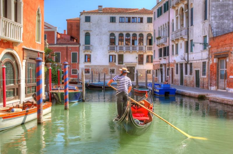 Venise Vol Hotel Transfert