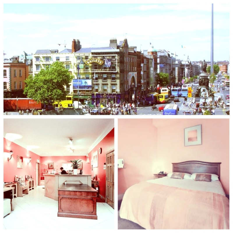 Dublin l 39 officiel des vacances for Hotel bon plan