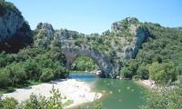 Ardèche, France