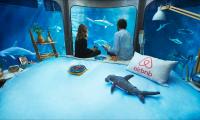 Concours Airbnb : gagnez une nuit dans l'Aquarium de Paris !