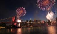 Les 10 plus beaux feux d'artifice du monde