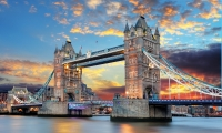 Londres : weekend du jour de l'an, vols + hôtel à - de 280 €/pers