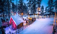 Connaissez-vous le fabuleux village du Père-Noël ?