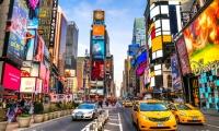 New York : 8j/7n vol + hôtel à - de 950 €/pers !