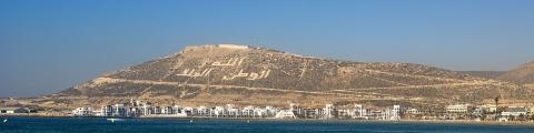 Agadir, Maroc
