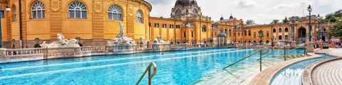 Les plus prestigieux bains thermaux de Budapest