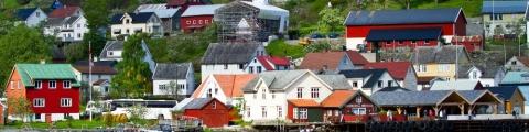 Fjords, Norvège