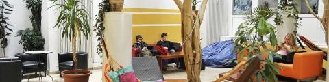 10 auberges de jeunesses branchées en Europe