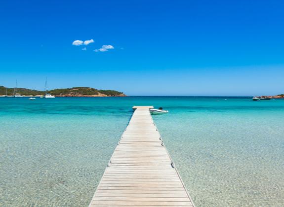 Les 5 plus beaux hôtels avec piscine privée en Corse