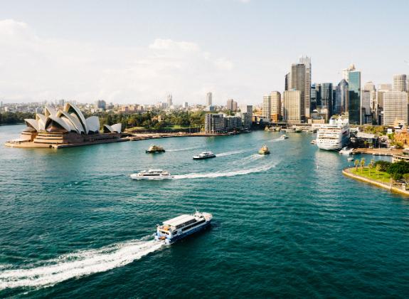 10 Lieux incontournables à Sydney