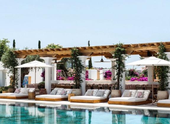 Ibiza : découvrez cette nouvelle éco-résidence de rêve