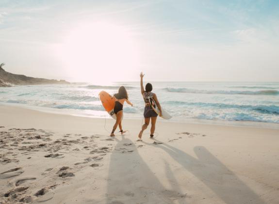 Séjour soleil & surf à Biarritz