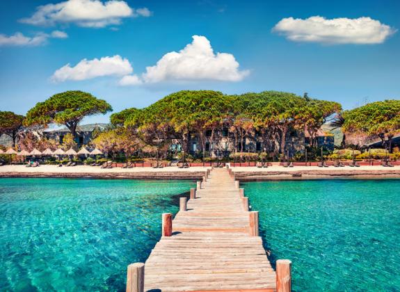 Séjour paradisiaque sur l'île de beauté