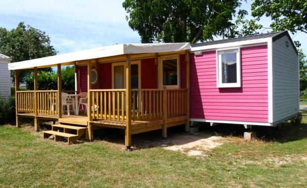 Camping 4* Vendée : 8j/7n en mobil home au bord de mer, dispos vacances