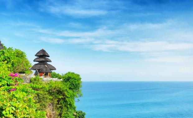 Bali : combiné 9j/7n en hôtels 3 & 4* + petits-déjeuners & vols