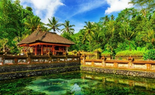 Bali, combiné : vente flash, 10j/7n en villas 4* & 5* avec piscine privée + pdj