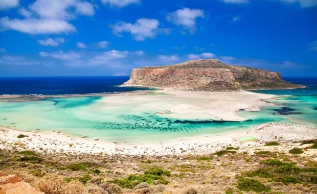 Crète : autotour 8j/7n en hôtels 4* + demi-pension + loc. de voiture + vols