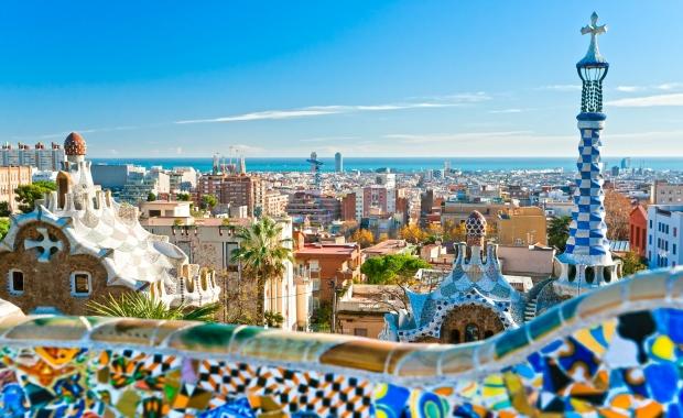 Barcelone : 3j/2n, hôtel 4* + petits-déjeuners + vols