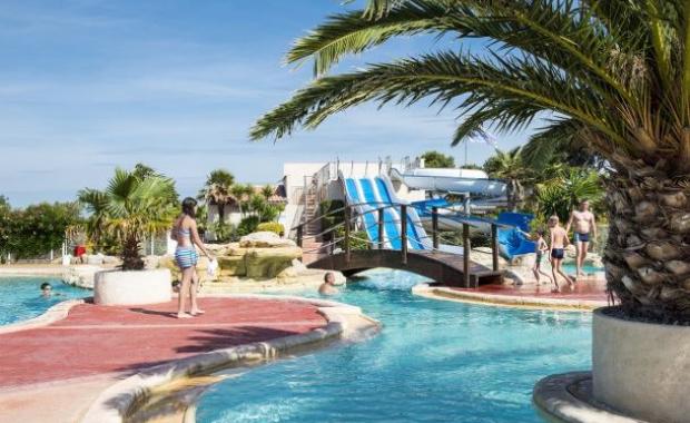 Languedoc : camping 4* 8j/7n en mobil-home + parc aquatique, - 39%