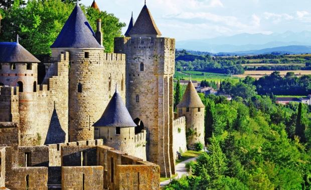 Carcassonne : 2j/1n en hôtel 5* + petit-déjeuner + visite & dégustation