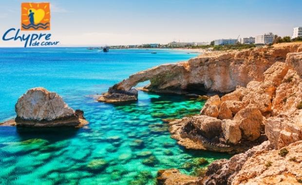 Chypre : séjours, 5j/4n à 8j/7n en hôtels 3* à 5*, vols inclus