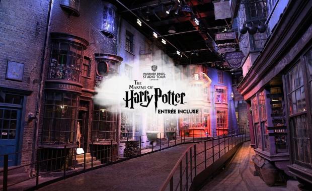 Harry Potter, Londres : 3j/2n en 3 & 4* + petits-déjeuners + entrée + vols