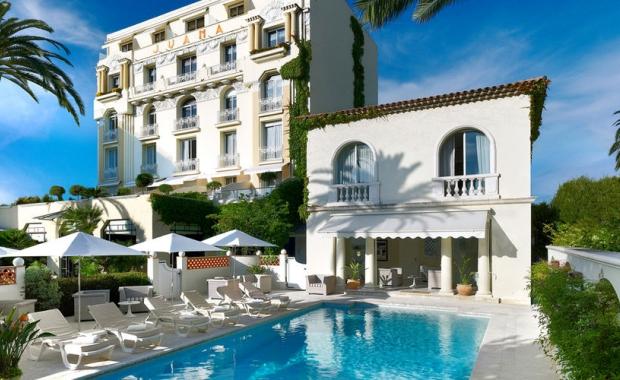 Côte d'Azur : vente flash week-end 2j/1n en hôtel 5* + petit-déjeuner