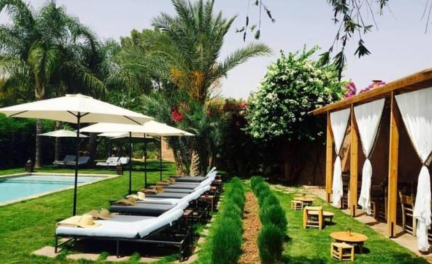 Marrakech : vente flash, week-end 3j/2n en lodge insolite + petits-déjeuners