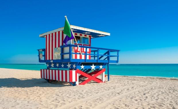 Miami : vente flash, week-end 5j/3n en hôtel 3* + petits-déjeuners + vols