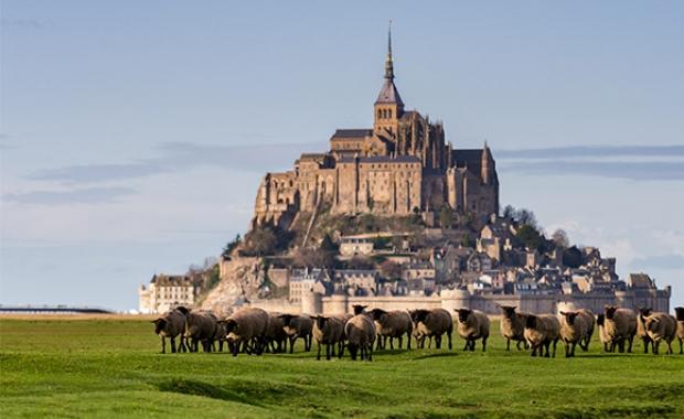 Mont-Saint-Michel : promo week-end 2j/1n en hôtel 3* + petit-déjeuner