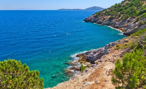 Grèce, Poros : vente flash, séjour 6j/5n, petits-déjeuners et vols inclus