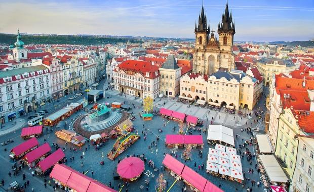 Prague : week-end 3j/2n en hôtel 4* + petits-déjeuners + vols