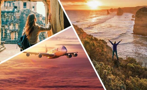 Partez à l'aventure dès 430€, vols vers Bangkok, Bali, Zanzibar, Sydney...