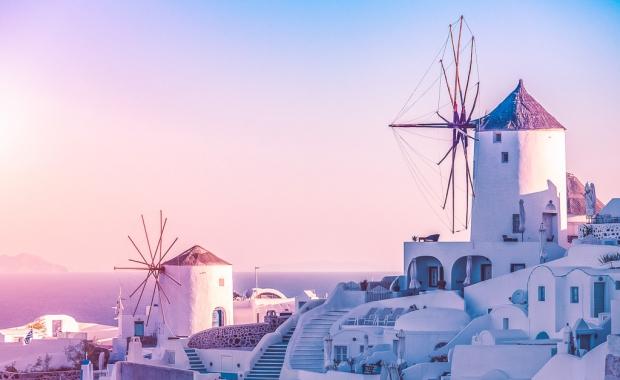 Santorin, Cyclades : séjour 8j/7n en hôtel 3* + petits-déjeuners + vols