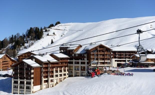 Ski, Alpes : vente flash, 8j/7n en résidences + forfait et matériel