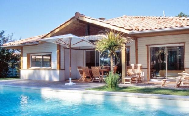 Villa & Maison : 8j/7n en maisons avec piscine, dispos printemps-été