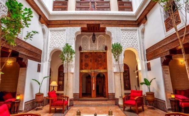 Marrakech : vente flash, week-end 4j/3n en riad + petits-déjeuners + vols