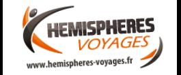 Hemisphères voyages