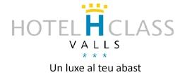 Hôtel Class Valls