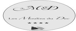 Hôtel les Moulins du Duc