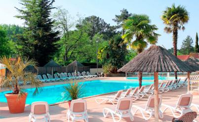Campings, dernière minute août : 8j/7n en mobil-home + piscine/parc aquatique