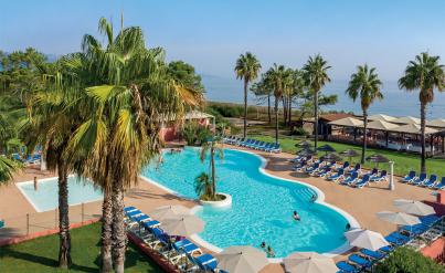 Méditerranée : locations été 8j/7n en club Belambra + pension selon offres