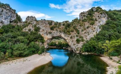 Ardèche : 8j/7n camping 5* en mobil-home 5 pers. + espace aquatique
