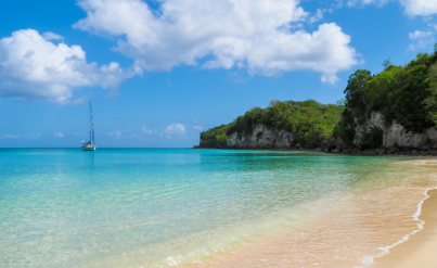 Guadeloupe : été indien, 8j/7n en résidence Pierre et Vacances + vols