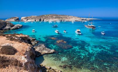 Malte : séjour 8j/7n en hôtel 4* + petits-déjeuners, transferts & vols