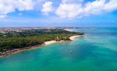 Vendée : camping 8j/7n en mobilhome + piscine, animations, proche mer